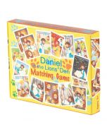 Matching Game: Daniel in the Lion's Den