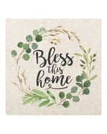 Wood Magnet: Bless This Home
