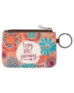 Wallet KeyChain & ID-Enjoy The Journey