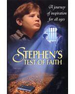 Stephen's Test Of Faith (DVD) #4637D