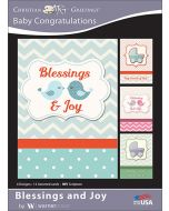 Boxed Cards-Baby Congratulations