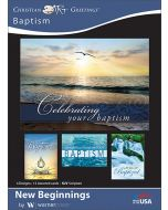 Boxed Cards-Baptism, New Beginnings