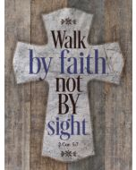 Magnet: Walk By Faith