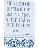 Strength and Dignity, Tea Towel