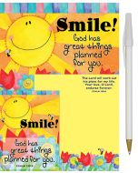 Gifts to Go-Smile! God Has Great Plans (YS685)