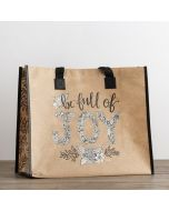 Be Full Of Joy, Nylon Tote Bag