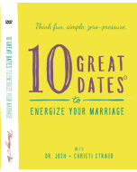 10 Great Dates to Energize Your Marriage - DVD
