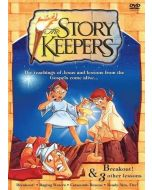 Story Keepers, The - Breakout! & 3 Other Lessons (DVD)