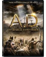 A.D. The Bible Continues (DVD) - NETT