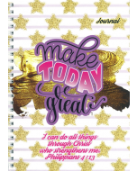 Journal-Make Today Great