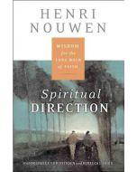Spiritual Direction (Henri Nouwen)