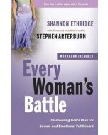 Every Woman's Battle (with Workbook)