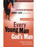 Every Young Man, God's Man (with Workbook)