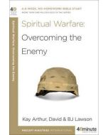 40 Minute Bible Study- Spiritual Warfare
