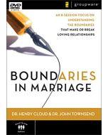Boundaries In Marriage (DVD)