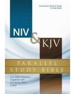 NIV & KJV Parallel Study Bible - Hardcover
