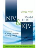 NIV/KJV Side-by-Side Bible, Large Print
