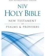 NIV Holy Bible New Testament with Psalms and Proverbs