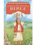 NIrV Discoverer's Bible for Early Readers  -  Hardcover