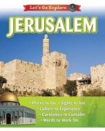 Let's Go Explore :  Jerusalem