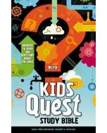 NIrV Kids' Quest Study Bible - Hard Cover