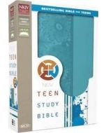 NKJV Teen Study Bible - Blue