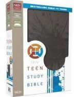 NKJV Teen Study Bible - Gray