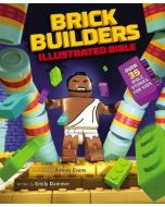 Brick Builder's Illustrated Bible Stories for Kids