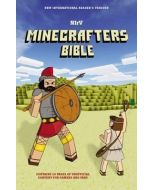 NIrV Minecrafters Bible- Hardcover