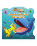 Beginner's Bible Jonah's Big Fish Adventure