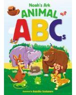 Noah's Ark Animal ABCs Boardbook