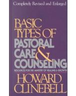 Basic Types Pastoral Care And Counseling