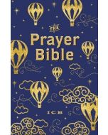Save ICB Prayer Bible For Children - Navy And Gold