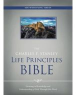 NIV Charles F. Stanley Life Principles Bible, The