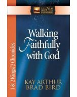 New Inductive Study Series-Walking Faithfully with God