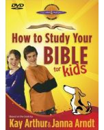 How To Study Your Bible For Kids - DVD