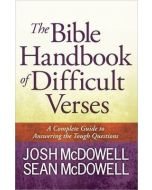 Bible Handbook Of Difficult Verses, The