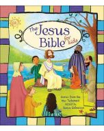 Jesus Bible For Kids - Hardcover