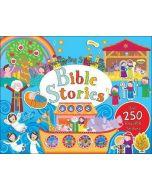 Never-Ending Sticker Fun: Bible Stories