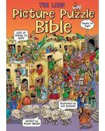 Lion Picture Puzzle Bible, The
