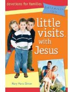 Little Visits With Jesus Devotional