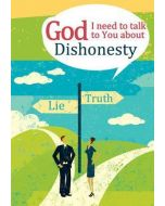 God, I Need to Talk to You about - Dishonesty (Adult)