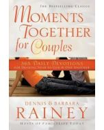 Moments Together for Couples : 365 Daily Devotions for Drawing Near to God & One Another