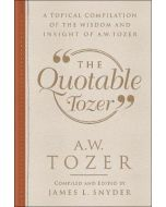 Quotable Tozer