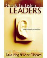 Quick-To-Listen Leaders