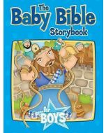Baby Bible Storybook For Boys,The