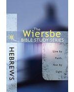 Wiersbe Bible Study Series-Hebrews