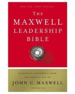 NKJV Maxwell Leadership Bible - Hard Cover