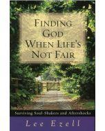 Finding God When Life's Not Fair