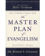 Master Plan Of Evangelism, The - 2nd Edn, Abridged